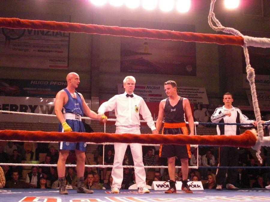 Kickboxen Schwerin
