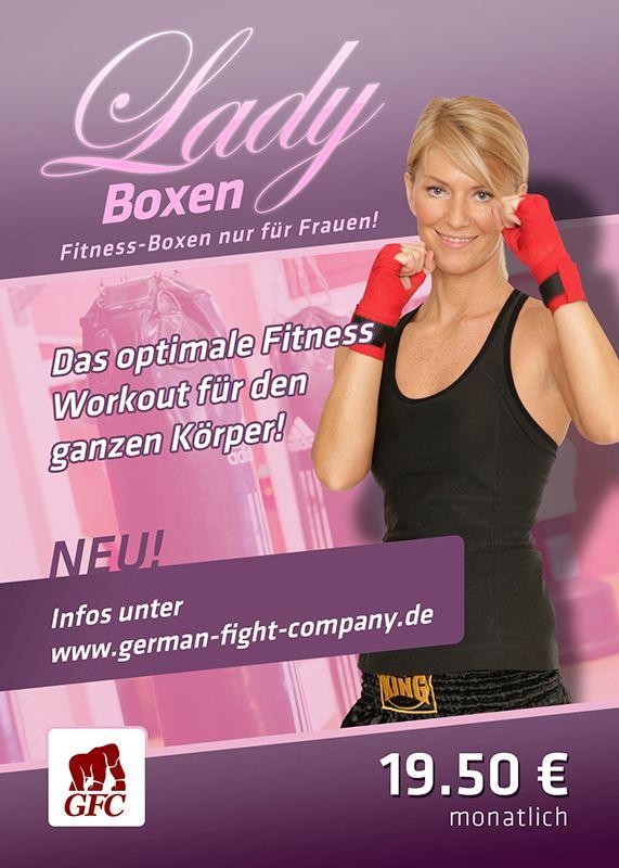 Lady Boxen Flyer