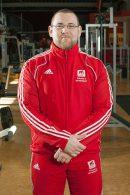 Trainer Sebastian Sommer